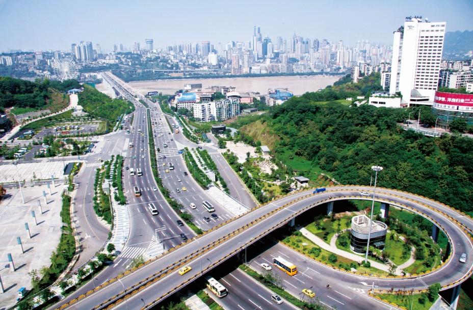 城市道路智慧分流实时监