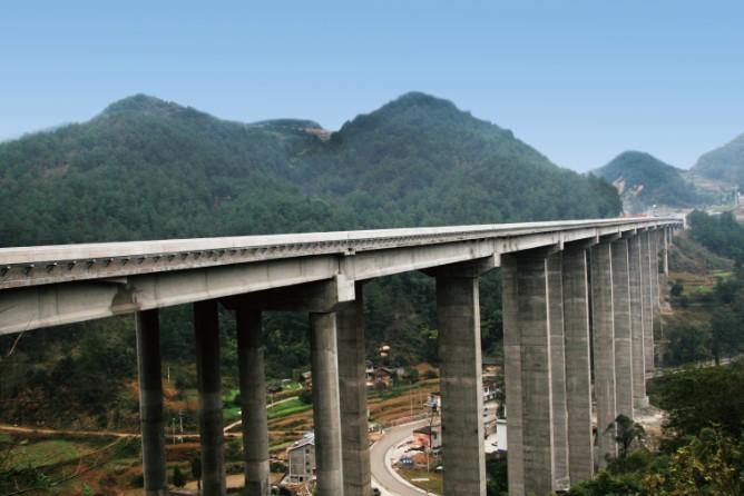 桥梁交通万博客户端下载系统成功案例