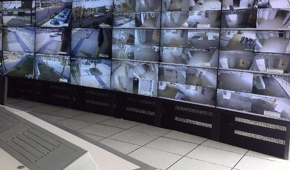 银行网络视频监控系统案例