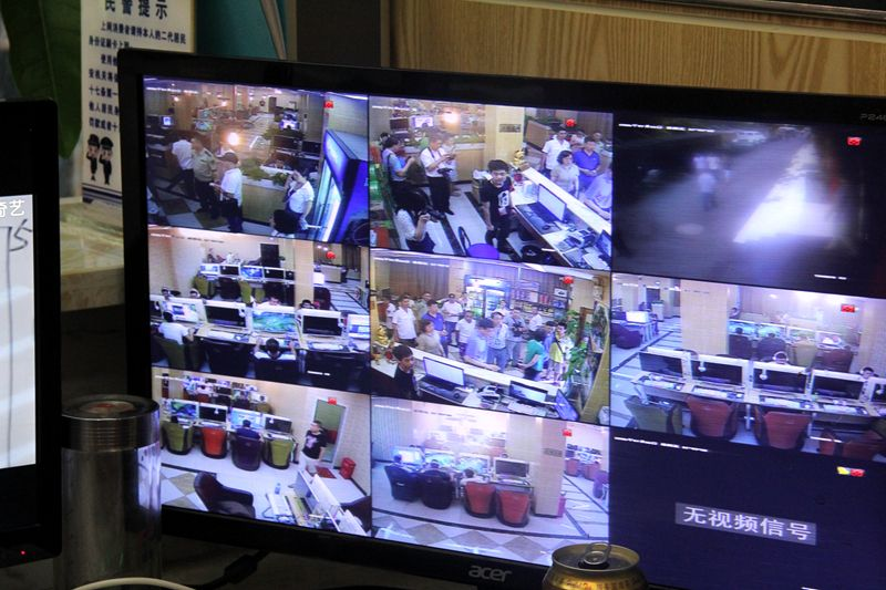 网吧监控系统方案
