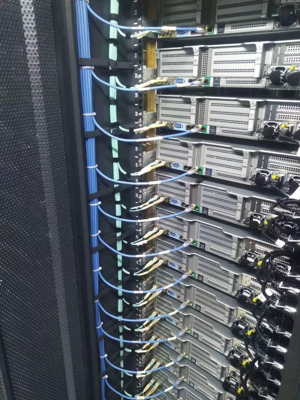 万博手机版登入杨家坪弱电工程高标准施工工程案例